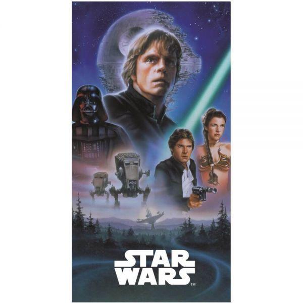 Retro Classic Handtuch Star Wars