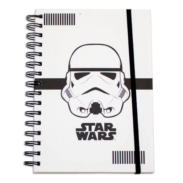 Stormtrooper A5 Notizbuch Star Wars