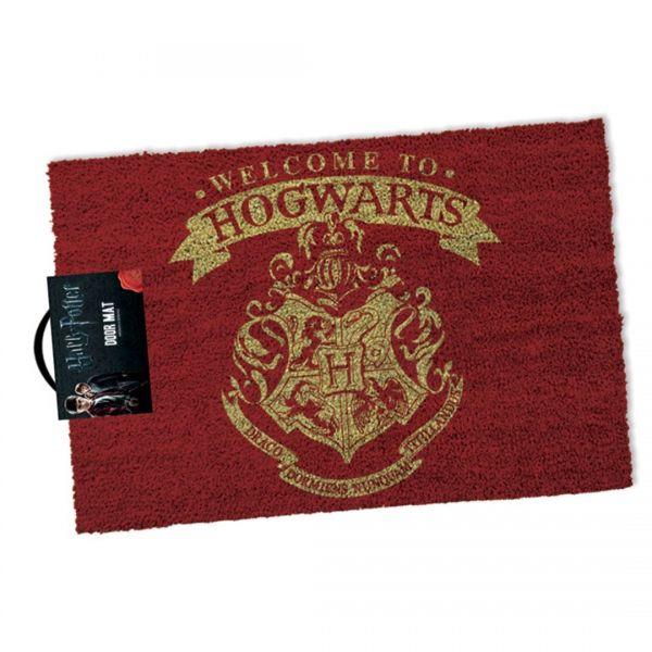 Harry Potter: Welcome to Hogwarts, Fußmatte