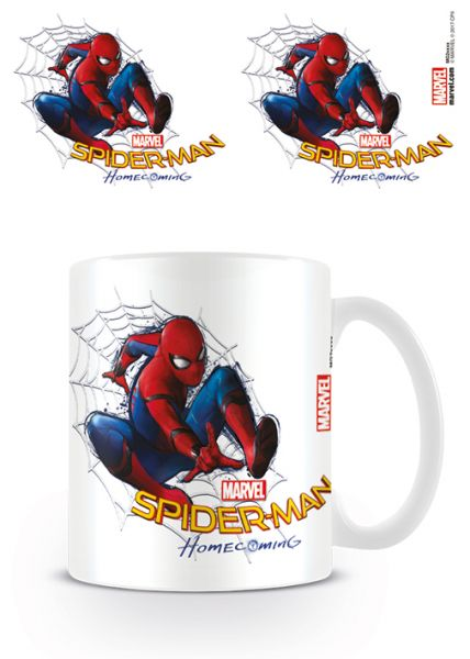 Marvel: Spider-Man Homecoming, Tasse