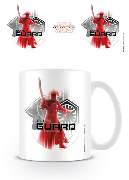 Star Wars: The Last Jedi (Elite Guard Zeichen), Tasse