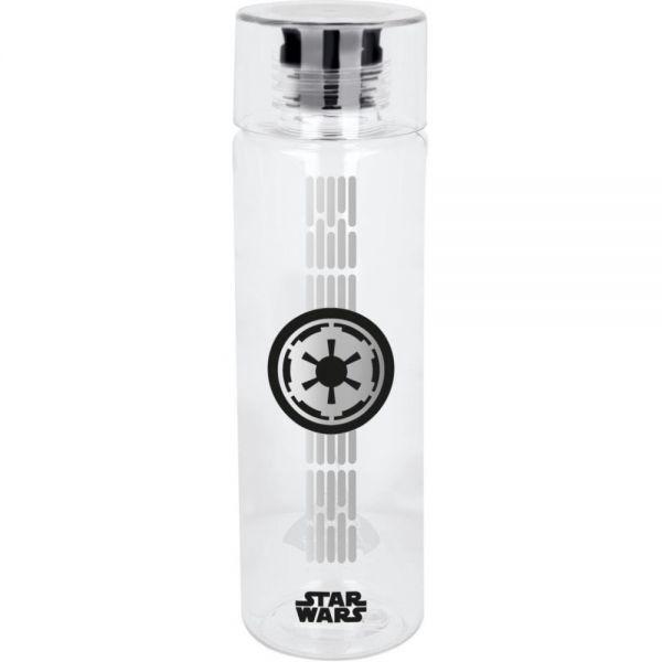 Empire Symbol Trinkflasche mit Tritan-Silikon-Düse Star Wars