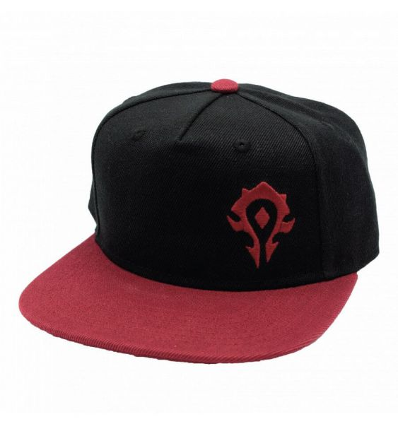Team Horde Snapback Cap World of Warcraft