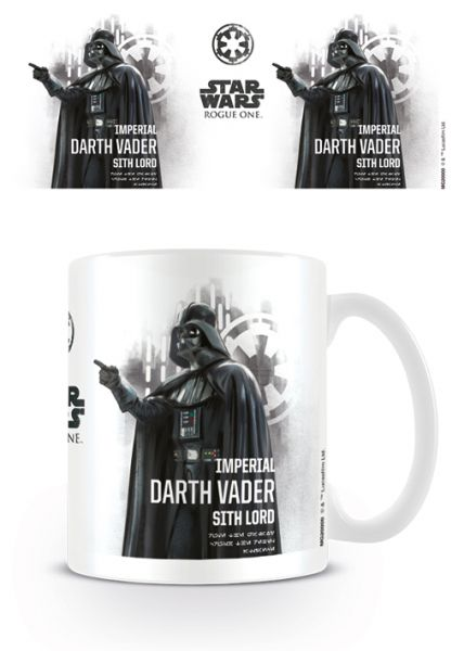 Star Wars: Rogue One (Darth Vader), Tasse