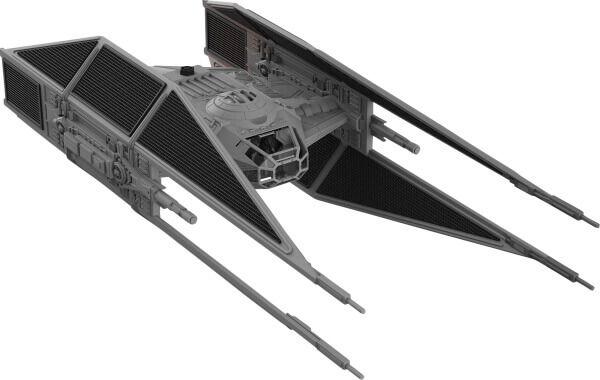 Kylo Rens TIE Fighter Modellbausatz 1:70 Star Wars