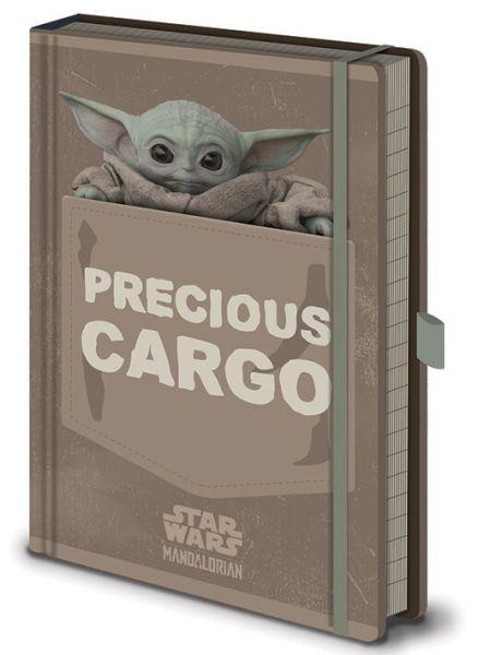 The Child Mando Notizbuch Star Wars