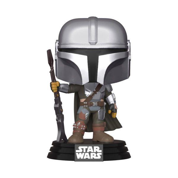 The Mandalorian Figur 345 Funko POP! Star Wars