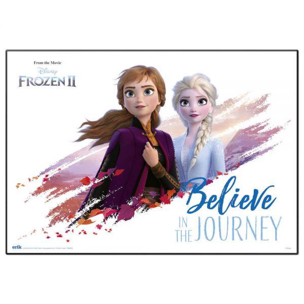 Elsa und Anna Frozen II Schreibunterlage Disney