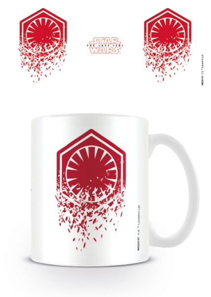 Star Wars: The Last Jedi (First Order Symbol), Tasse