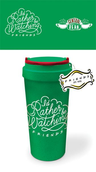Central Perk Eco To-Go-Becher Friends