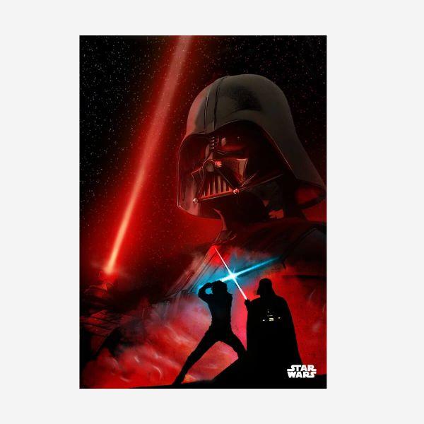 Darth Vader Star Wars – Metall Poster