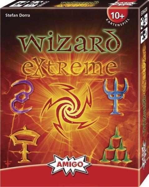 Wizard Extreme, Kartenspiel