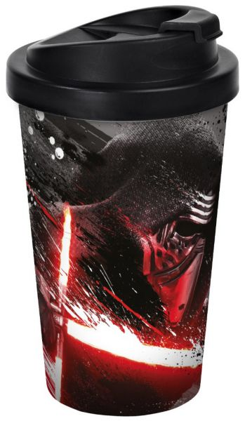 Star Wars VII Kylo Ren To-Go-Becher 400ml