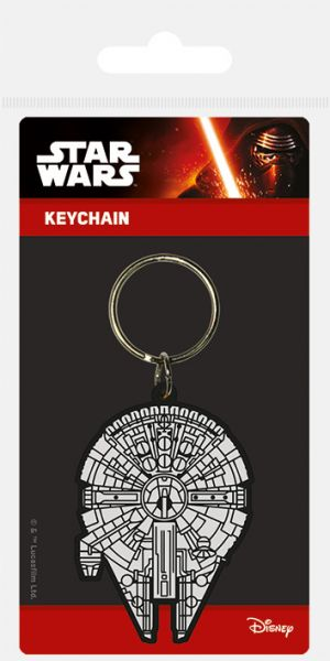 Millennium Falcon Schlüsselanhänger Star Wars
