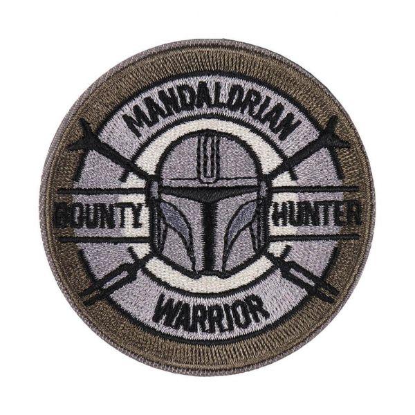 Bounty Hunter Patch The Mandalorian