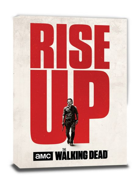 The Walking Dead: Rise Up, Leinwanddruck