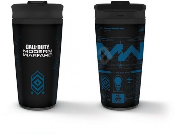 Call Of Duty To-Go-Becher Modern Warfare (Icons)