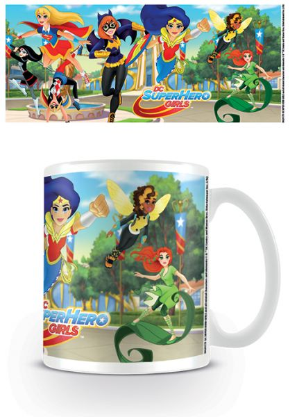 DC Comics: Super Hero Girls, Tasse