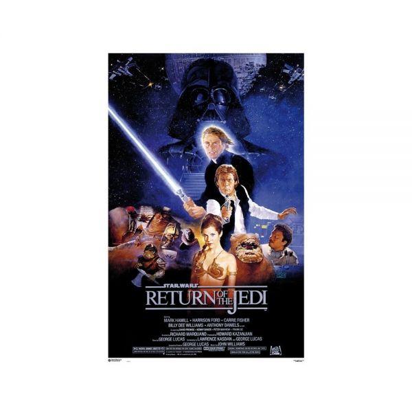 Star Wars (Return Of The Jedi) – Maxi Poster