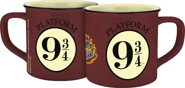 Platform 9 ¾ Hogwarts Express Tasse Harry Potter