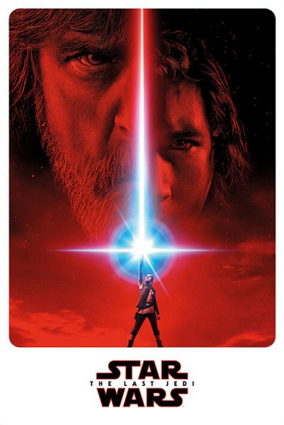 Star Wars: The Last Jedi (Teaser), Maxi Poster