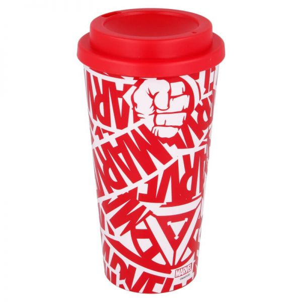 Avegers Icons To-Go-Becher Marvel