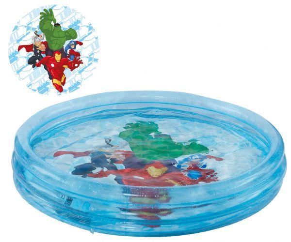 Marvel 3-Ring Pool Avengers 140 cm