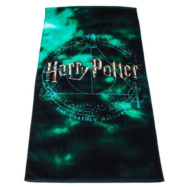 Harry Potter Heiligtümer des Todes Badetuch aus Baumwolle
