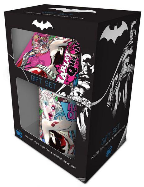 Harley Quinn Geschenk-Set DC Comics