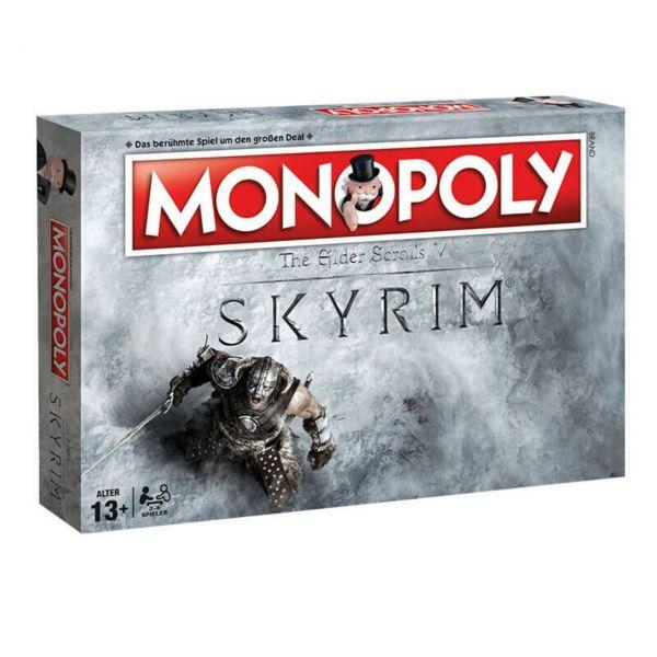 MONOPOLY Skyrim Edition – The Elder Scrolls V, Brettspiel