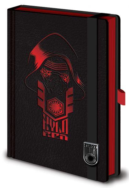 Star Wars: Kylo Ren Premium Notizbuch
