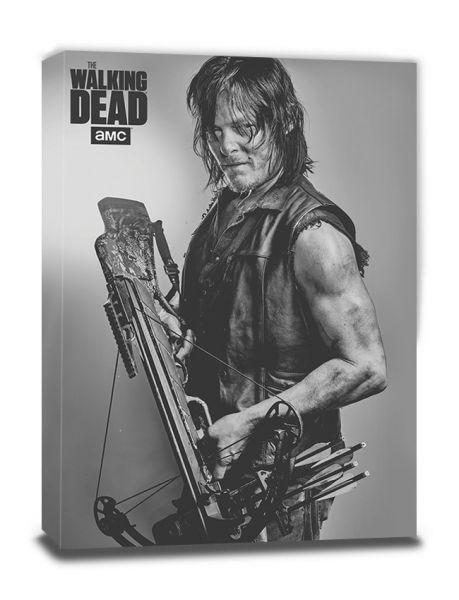 The Walking Dead: Daryl, Leinwanddruck