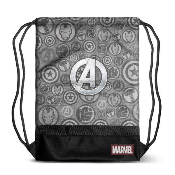 Avengers Angriff Turnbeutel Marvel