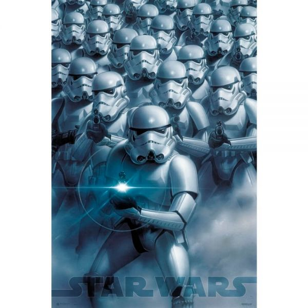 Classic Stormtroopers Maxi Poster Star Wars
