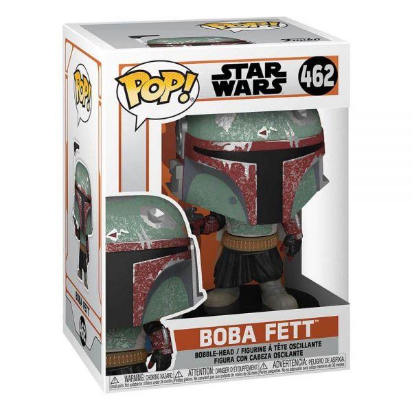 Star Wars Funko Pop! 462 Boba Fett in einer Fensterbox