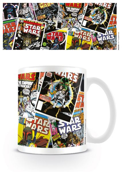 Comic Covers Tasse Star Wars
