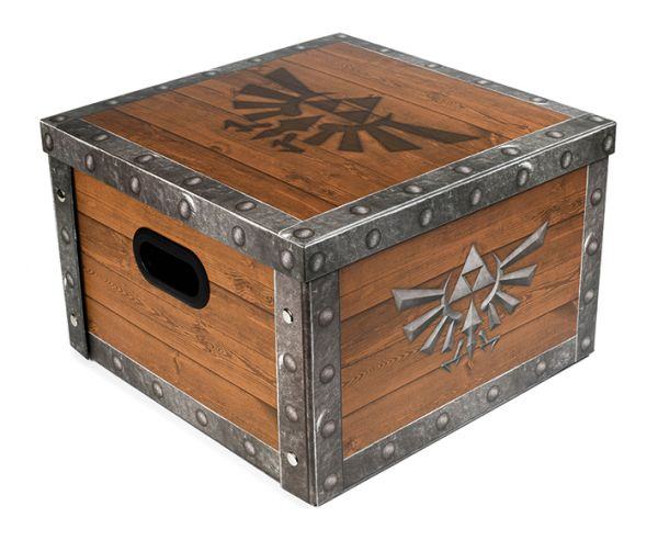 The Legend Of Zelda (Treasure Chest) Aufbewahrungsbox