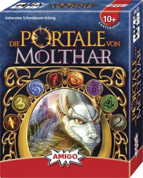 Die Portale von Molthar, Kartenspiel