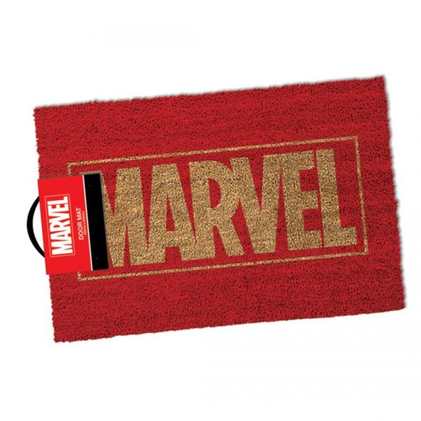 Marvel: Logo, Fußmatte