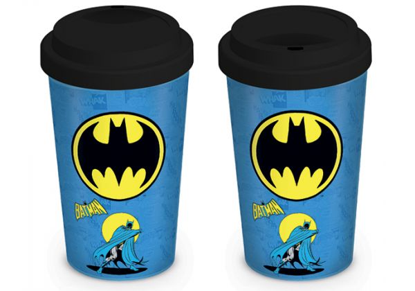 DC Comics (Batman), To Go Becher