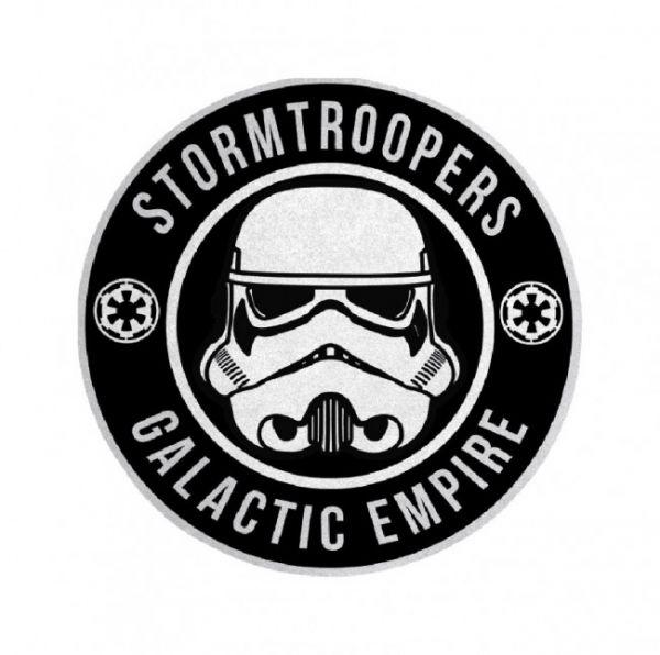 Star Wars Teppich Stormtrooper 80 cm