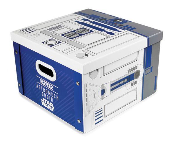 R2D2 Aufbewahrungsbox Star Wars