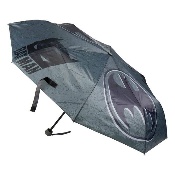 Logo & Face Batman Regenschirm DC Comics