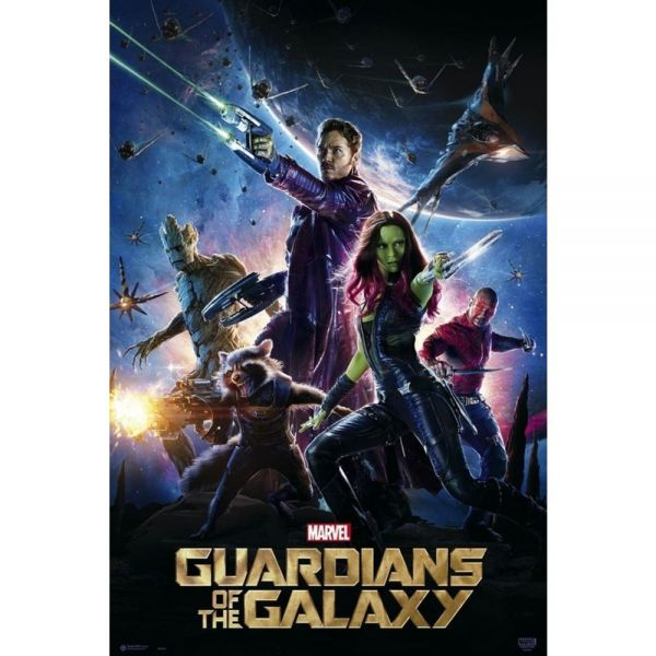 Guardians of the Galaxy Maxi Poster Marvel