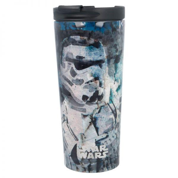 Stormtrooper Painted To-Go-Becher Star Wars