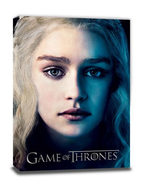 Game Of Thrones: Season 3 (Daenerys), Leinwanddruck