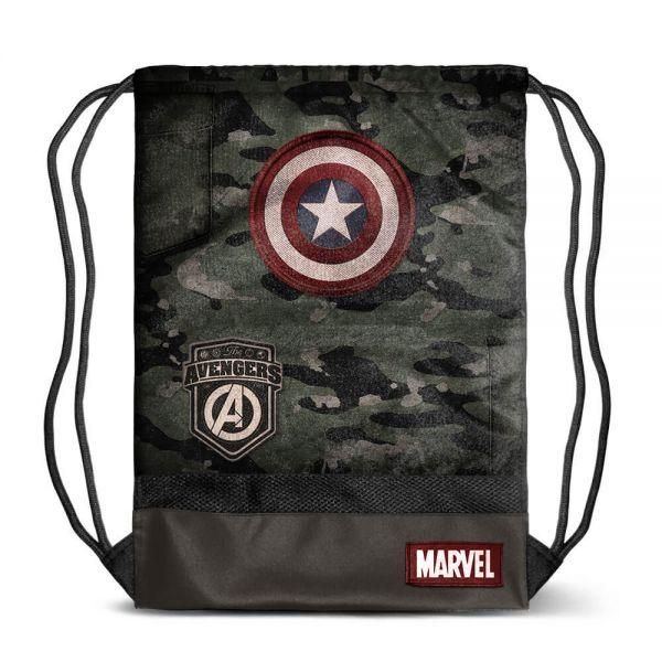 Captain America Turnbeutel Marvel