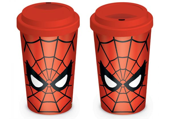 Marvel Retro (Spider-Man Augen), To Go Becher