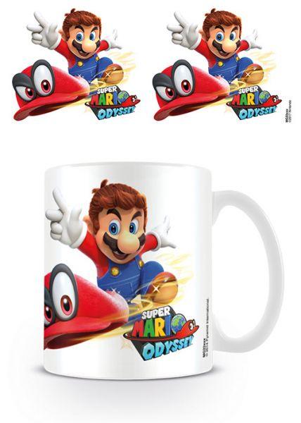 Nintendo: Super Mario Odyssey (Cappy Throw), Tasse