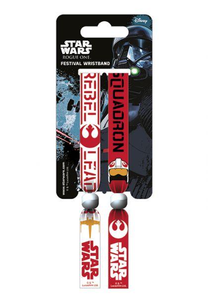 Star Wars: Rogue One (Rebel), Festivalarmband